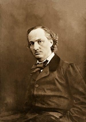 Charles Baudelaire c1860.