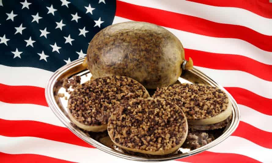Haggis in America