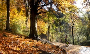 Bristol offers a variety of terrain for cyclists, urban and rural.