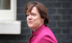 Former environment secretary Caroline Spelman.