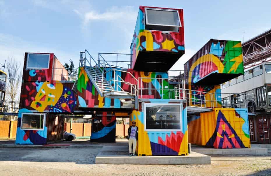 Village Underground, Lisbon's newest club and arts space