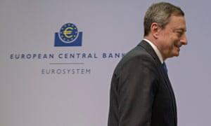 ECB President Mario Draghi Press Conference