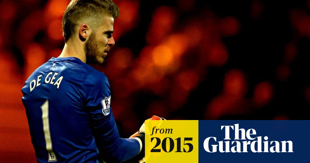low priced 315a6 489f7 David de Gea could leave Manchester United, claims agent ...