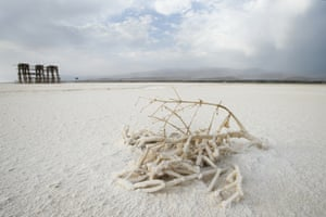 Lake Urmia: how Iran's most famous lake is disappearing