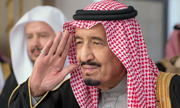 raja salman bin abdulaziz akan temui habib rizieq