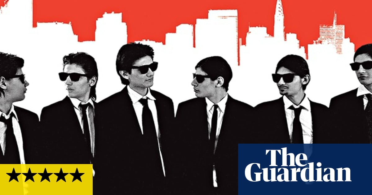 Sundance 2015 review: The Wolfpack – five stars for study of six