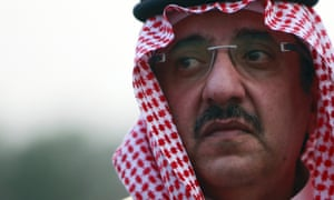 Prince Muhammad bin Nayef.