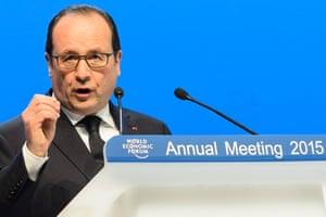 eFrench President Francois Hollande.