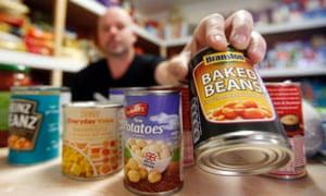 Food Banks Glasgow Volunteer