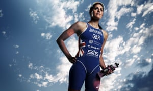 Triathlete Helen Jenkins: 'It's very easy to put things on the back burner when life gets busy. Just have a plan, and don't make it too challenging, but stick to it'