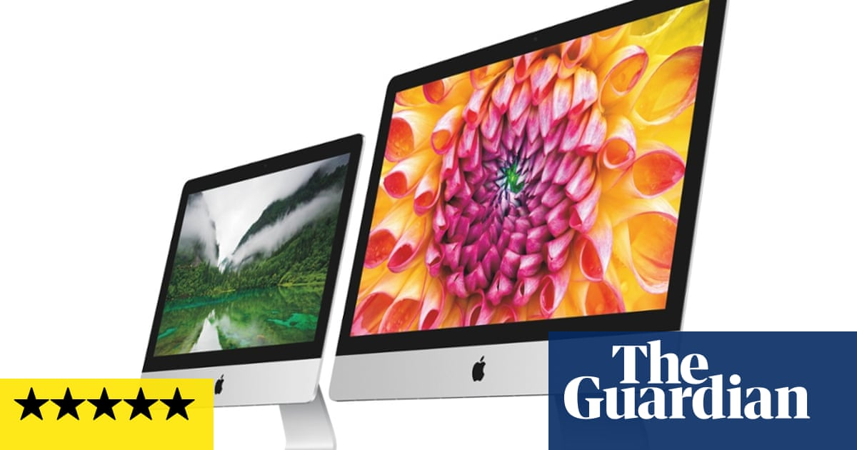 Apple 27in iMac with retina 5K display review: oh my that