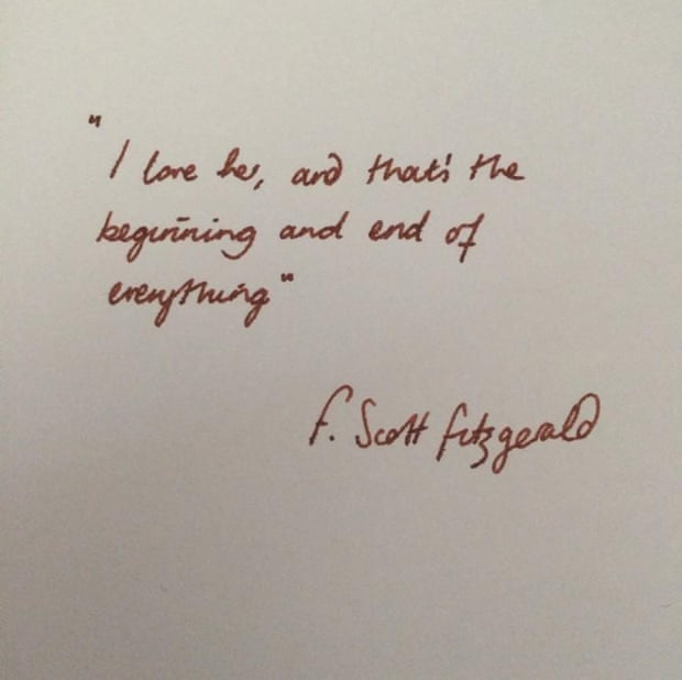 Great Quotes In Pen A Celebration Of The Handwritten Word Books
