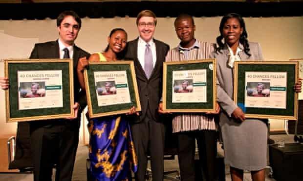 World Food Prize 40 Chances Fellows