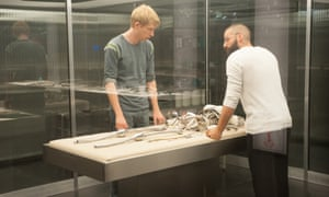 A still from Ex Machina.
