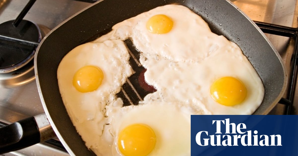 Are my non-stick saucepans a health hazard? | Life and style