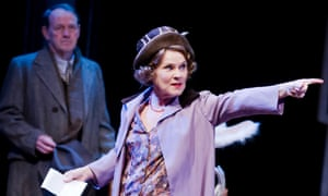 Kevin Whately (Herbie) and Imelda Staunton (Rose) in Gypsy by Arthur Laurents (book), Jule Styne (music) and Stephen Sondheim (lyrics) at Chichester Festival theatre in 2014