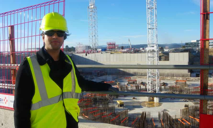 Alok Jha at the Cadarache nuclear facility in Provence where Iter, the most sophisticated, expensive machine ever to be built, isslowly taking shape.