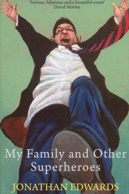 My Family and Other Superheroes bookcover