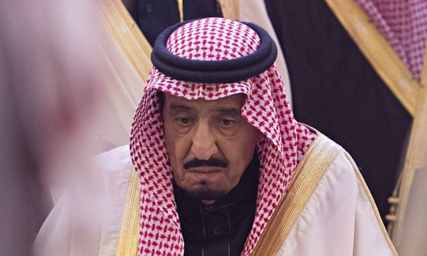 new saudi king salman