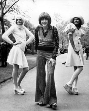 Mary Quant, 1972