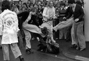 Football Hooligans, 1974