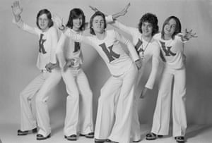 Pop group Kenny, 1974