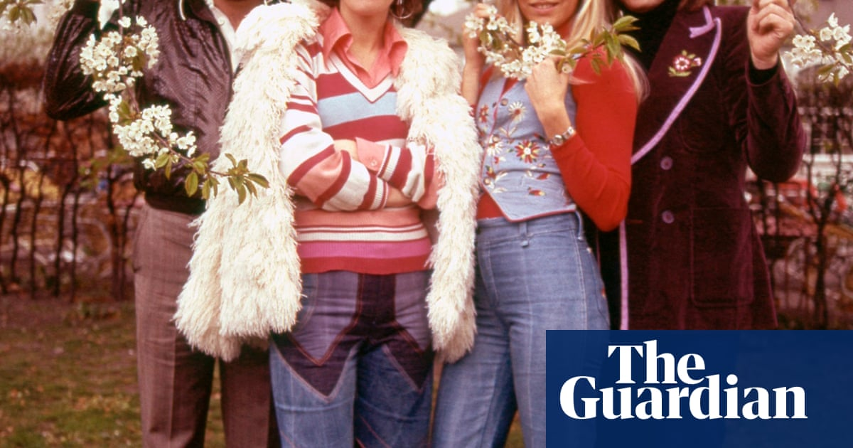 The history of flares - in pictures | Fashion | The Guardian