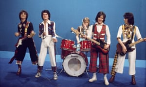 Bay City Rollers, 1976
