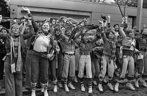 Rollermania, 1975