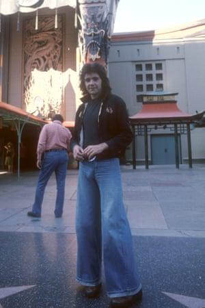 David Essex, 1975