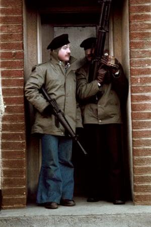 Provisional IRA gunmen, 1978