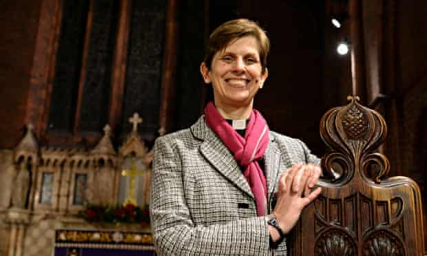 Libby Lane in St Peter's Church, Hale