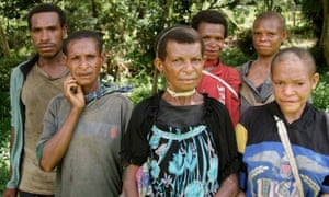 PNG witchcraft 'accused'