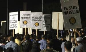 Hizb-ut-Tahrir rally in Sydney