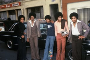 The Jackson 5, 1977