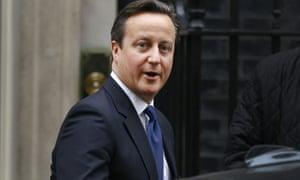 David Cameron: less fascinating than his Star Trek-loving, Oregon-based namesake?