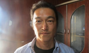 Japanese journalist Kenji Goto is still being held by Isis.