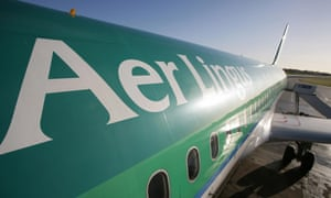 BA owner IAG is hoping to tak over the Irish flag-carrier Aer Lingus