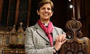 The future bishop of Stockport, the Rev Libby Lane