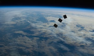 The official and unofficial stories of Google in space