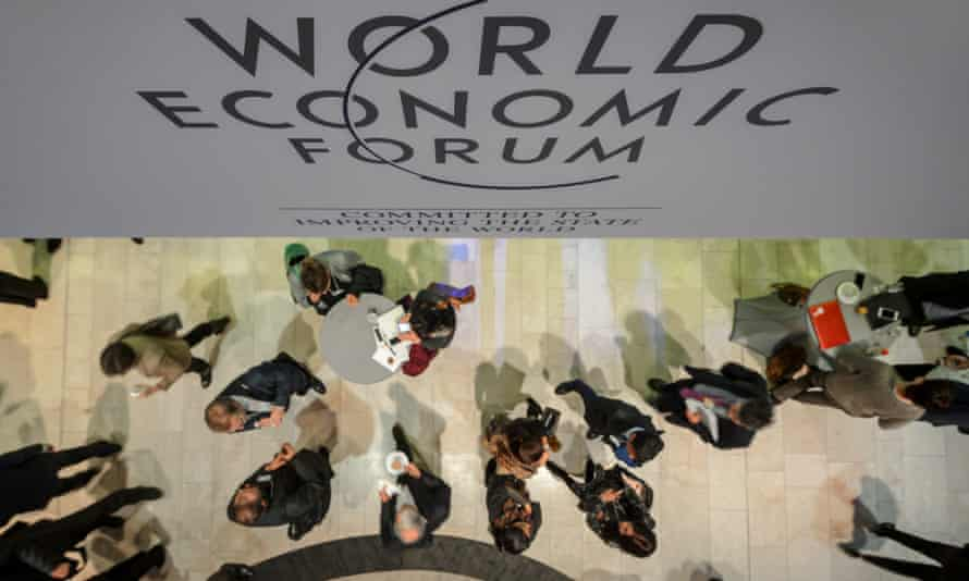 In 2015 just 17% of attendees at the World Economic Forum in Davos were female.