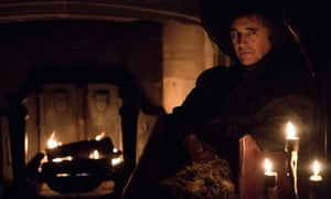Mark Rylance in Wolf Hall … dark for all the right reasons.