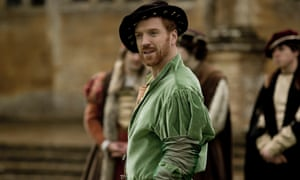 Damian Lewis as Henry VIII in Wolf Hall.