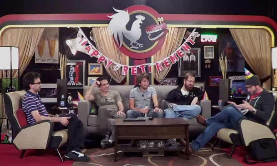 Production studio Rooster Teeth is making a long-form film.