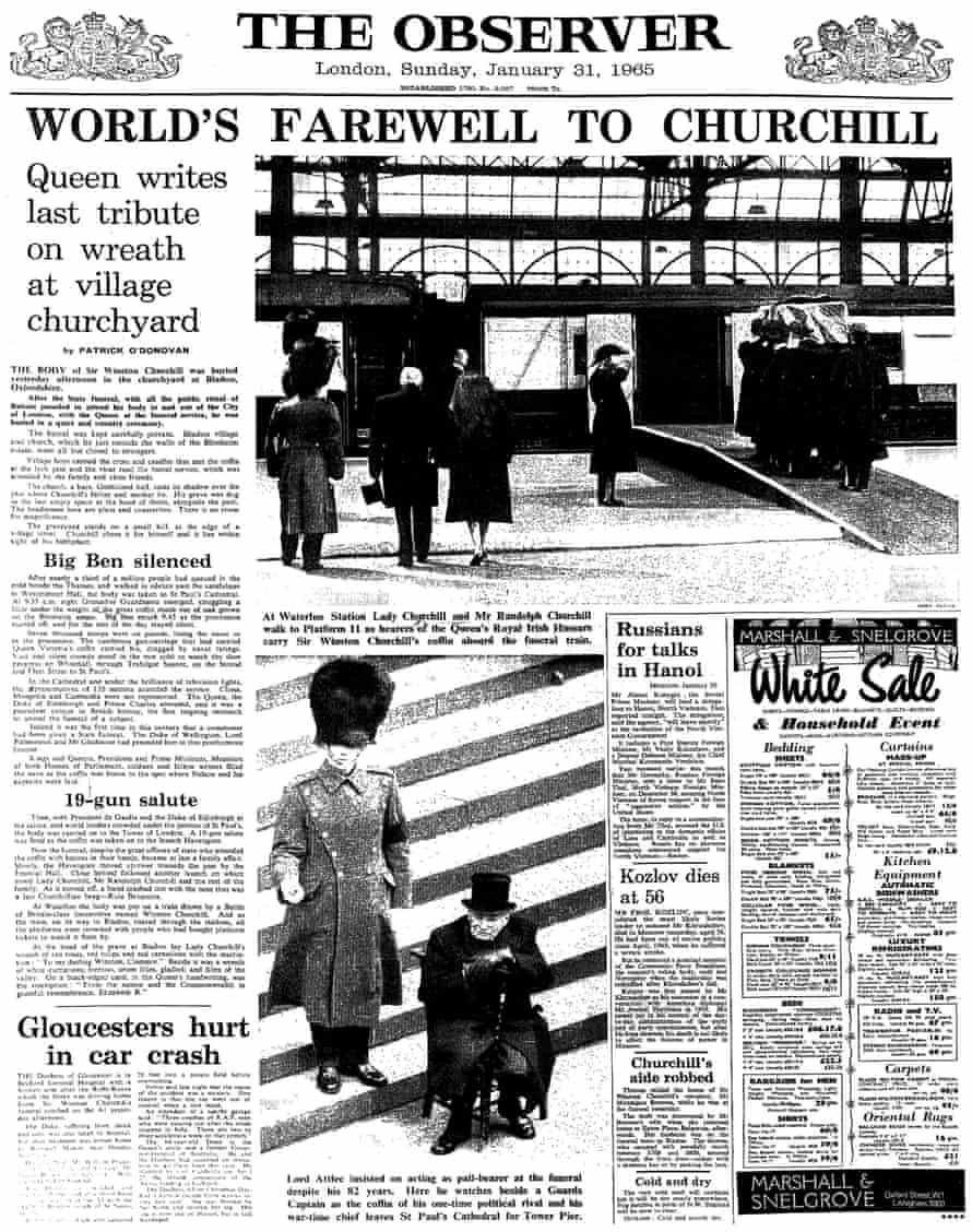 The Observer, 31 January 1965