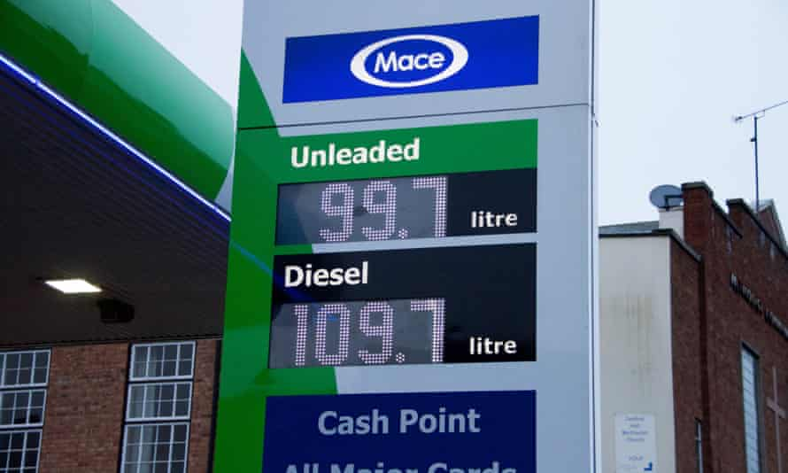 The fall in petrol prices has cut UK inflation to 0.5%.