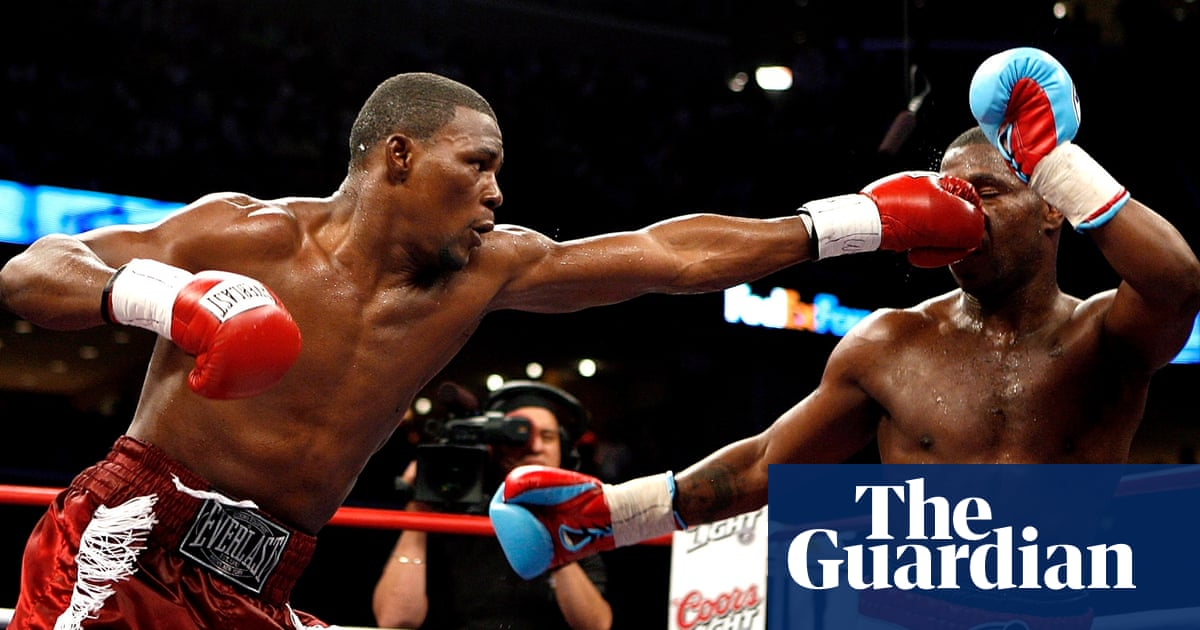 The sad case of Jermain Taylor shows that boxing needs