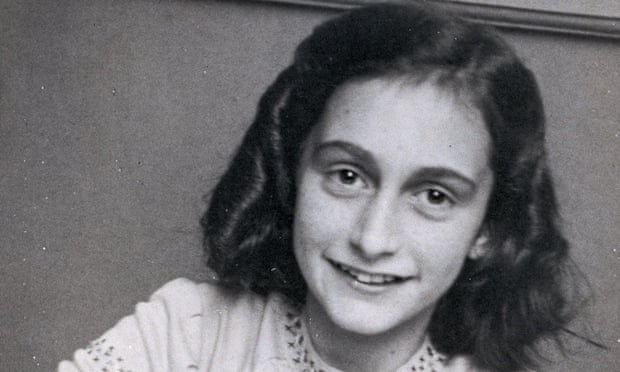 Papers on anne frank