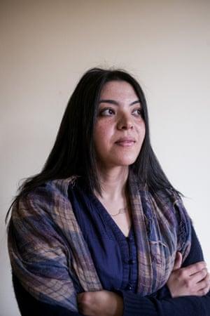 Dada Hussein,Mada Masr的编辑。