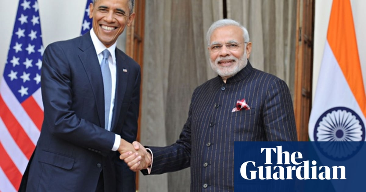 Narendra Modis Style Tip For World Leaders Wear A Suit With Your